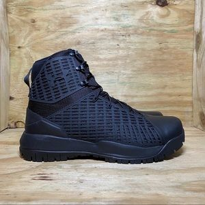 Under Armour Black Stryker Men's Tactical Boots